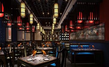 成都中式火锅店装修风格特点有哪些